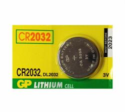 Batteri CR2032 x 1 stk
